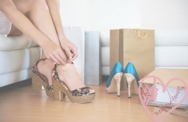 Даже самая красивая новая обувь не доставит удовольствия при носке, если окажется немного тесноватой.