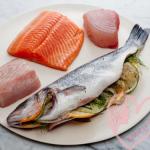 Рыбка для диеты-сушки