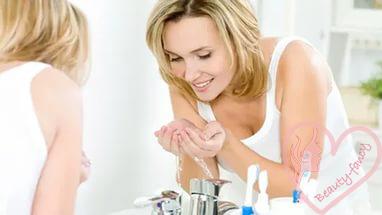 Уход за кожей лица утром: этапы Этап 2