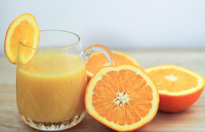 Как питаться после тренировки: апельсиновый сок