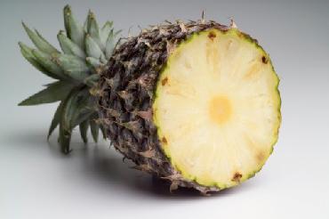 Как питаться после тренировки: ананас