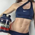 Виды спортивного протеина