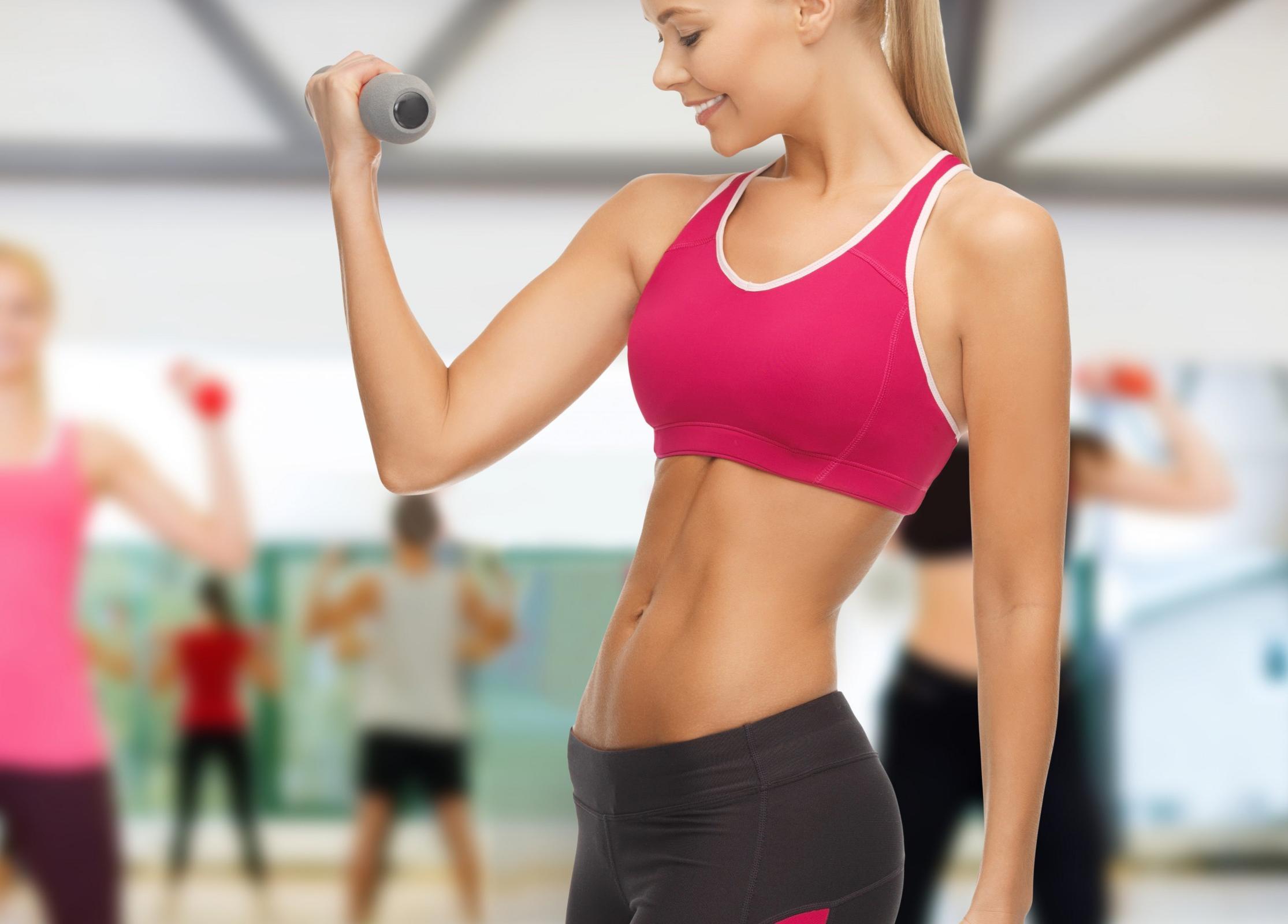 Виды фитнесса