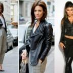 С чем носить куртку косуху: романтический образ или рок стиль?