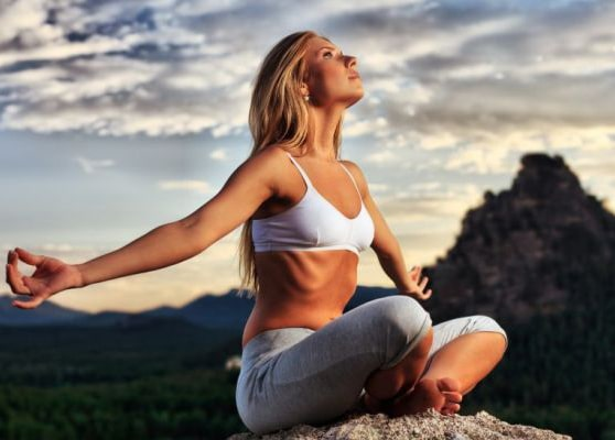 дышите и успокаиваетесь