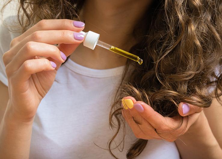 Полезные масла для волос