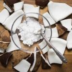 кокосовое масло нету жира на животе