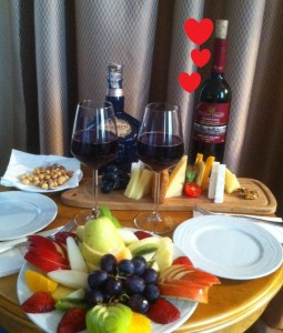 Как сделать из обычного семейного ужина каждодневный романтик с пользой для организма?