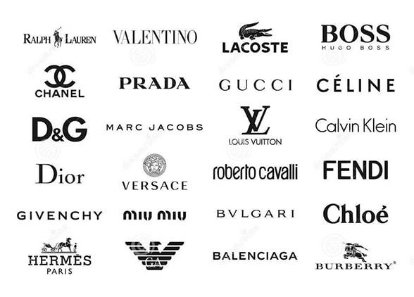 дорогие бренды одежды