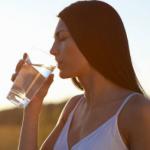 не забудьте выпить воды
