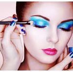 makeup схема с голубыми тенями