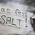 Отказ от соли: польза и вред