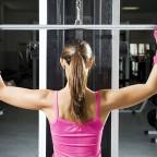 Тренировка спины для девушек: комплекс упражнений