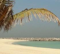 Dubai Al Mamzar Beach