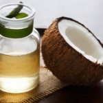 кокосовое масло убирает морщины на лбу