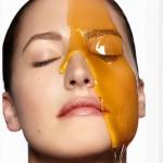 мед от морщин на лобике