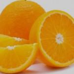 апельсин от морщин на лбу