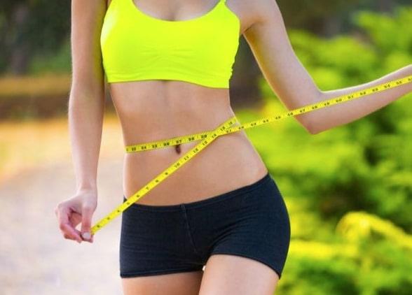 похудеть вокруг талии