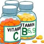 Витамины C, B 3 6 9 в дыне