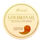Патчи для глаз Royal Skin 24K Gold Snail Hydro Gel Eye Patch