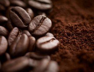 скраб кофейный дома