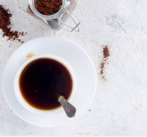 кофе для скраба в сауну